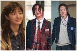 Bae Ro Na và loạt 'mỹ nhân vườn trường' đáng thương