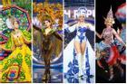 Top 10 bộ Quốc phục đẹp nhất Miss Grand International 2020