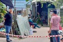 Hai vợ chồng cùng con gái tử vong trong đám cháy ở Sài Gòn