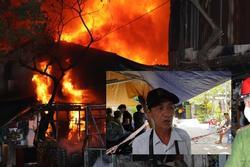 Cả nhà tử vong trong đám cháy ở Sài Gòn: Vòng tay cha vẫn ôm chặt con gái