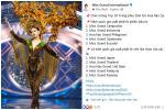 Ngọc Thảo lọt top 10 Quốc phục đẹp nhất Miss Grand