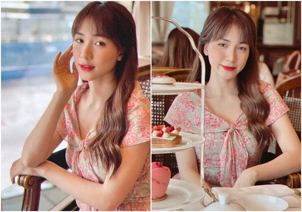 Tip hô biến tóc tém thành tóc dài không hề giả trân của Hòa Minzy-5