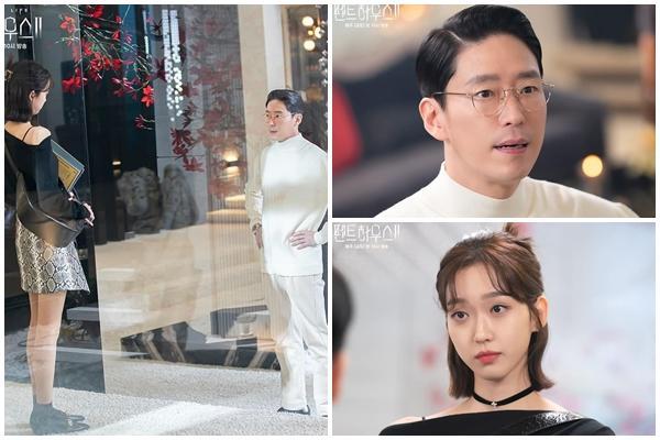 Ác nữ Cheon phải làm việc như người ở trong tập 11 Penthouse 2-7