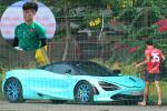 Lái siêu xe 24 tỷ đưa bồ hóng gió, Bùi Tiến Dũng bị mỉa mai đua đòi-7
