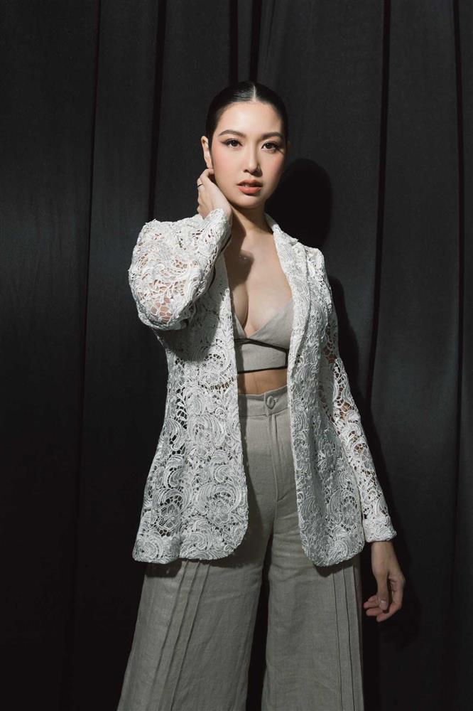 Diện bikini, Á hậu Thúy Vân bị soi photoshop hack eo thon-9