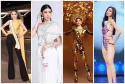 Loạt trang phục giúp Ngọc Thảo ghi điểm suốt hành trình Miss Grand