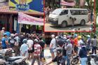 Ghen tuông: Đầu bếp bị đâm tử vong, vợ chồng chủ quán nguy kịch
