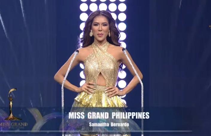 Ngọc Thảo dừng chân top 20, Mỹ đăng quang Miss Grand International-2