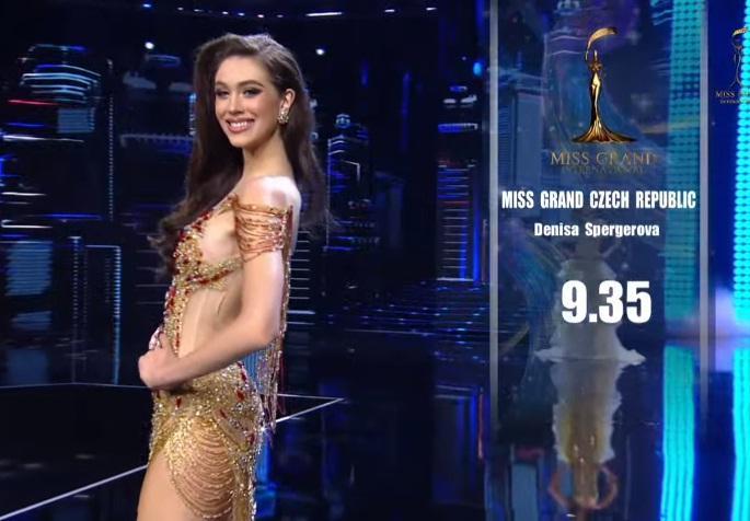 Ngọc Thảo dừng chân top 20, Mỹ đăng quang Miss Grand International-25