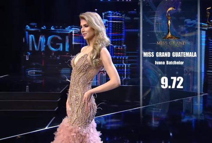 Ngọc Thảo dừng chân top 20, Mỹ đăng quang Miss Grand International-26