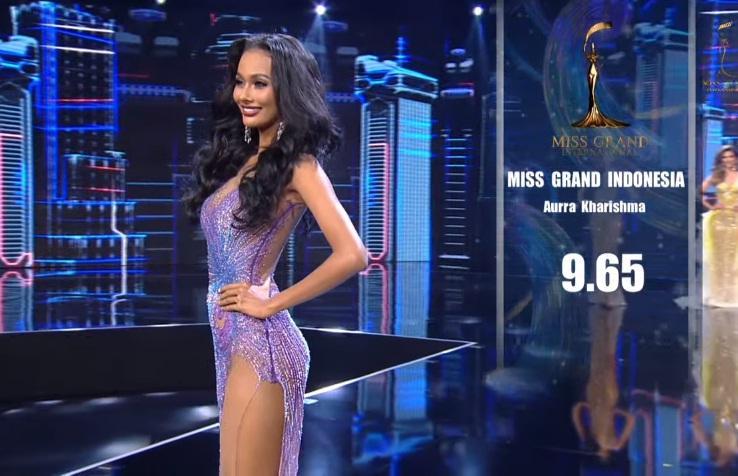 Ngọc Thảo dừng chân top 20, Mỹ đăng quang Miss Grand International-27