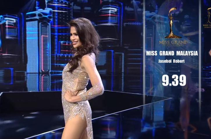 Ngọc Thảo dừng chân top 20, Mỹ đăng quang Miss Grand International-28