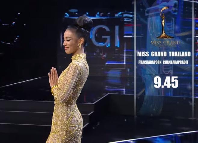 Ngọc Thảo dừng chân top 20, Mỹ đăng quang Miss Grand International-31