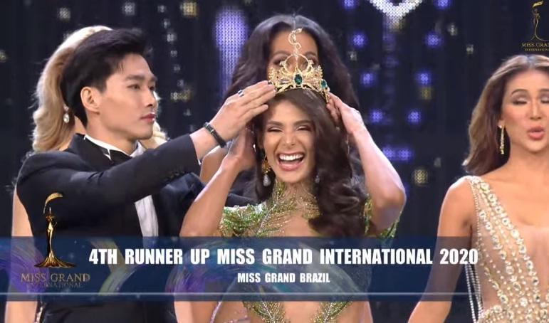 Ngọc Thảo dừng chân top 20, Mỹ đăng quang Miss Grand International-38