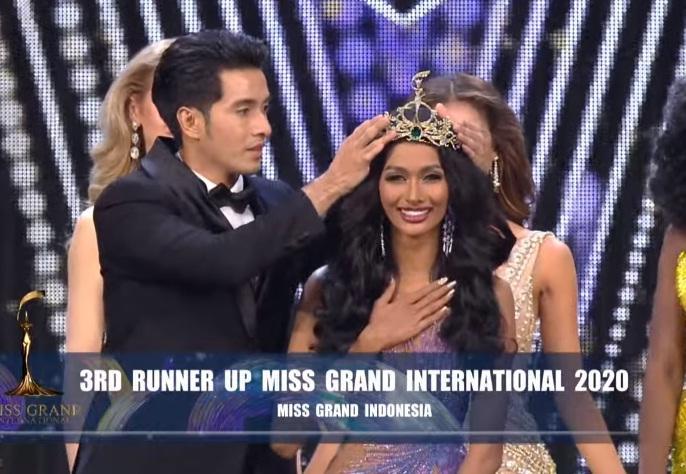 Ngọc Thảo dừng chân top 20, Mỹ đăng quang Miss Grand International-39
