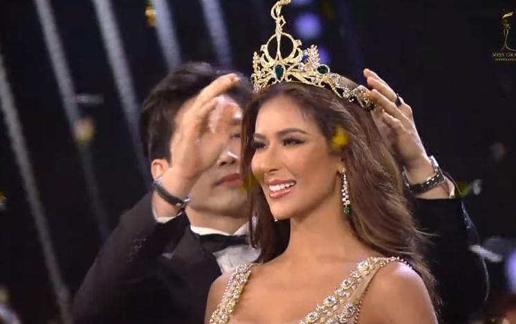 Ngọc Thảo dừng chân top 20, Mỹ đăng quang Miss Grand International-41