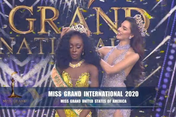 Ngọc Thảo dừng chân top 20, Mỹ đăng quang Miss Grand International-42