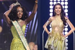 Ngọc Thảo dừng chân top 20, Mỹ đăng quang Miss Grand International
