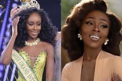 Nhan sắc mỹ nhân da màu vừa đăng quang Miss Grand 2020