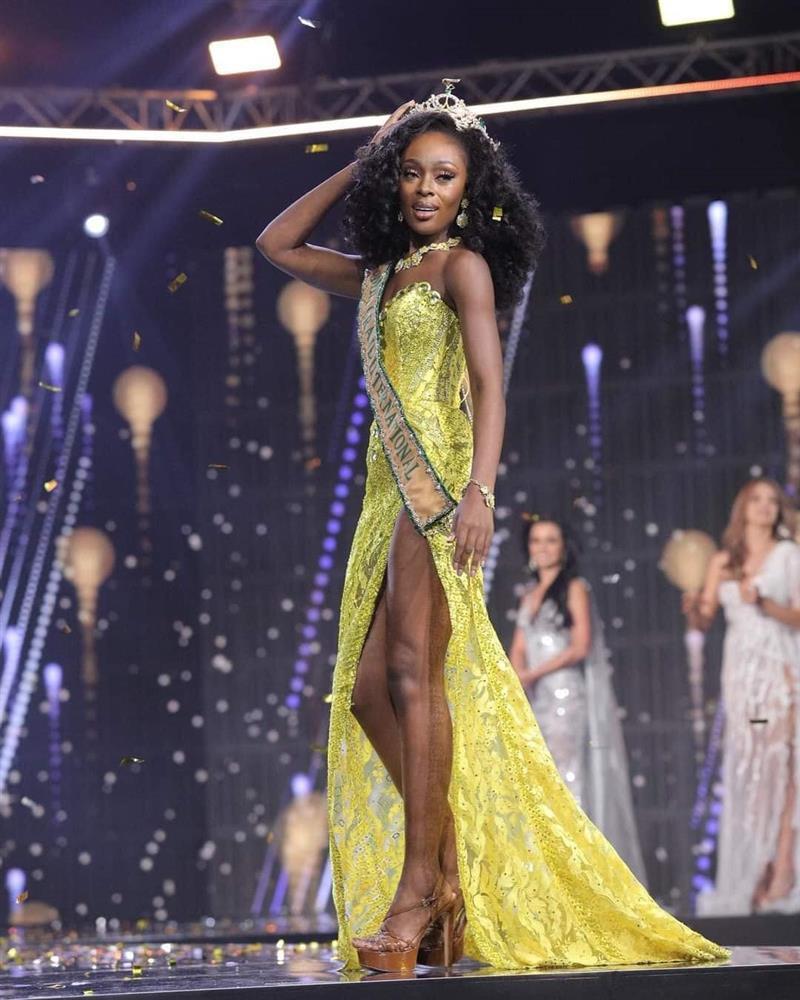 Nhan sắc mỹ nhân da màu vừa đăng quang Miss Grand 2020-3