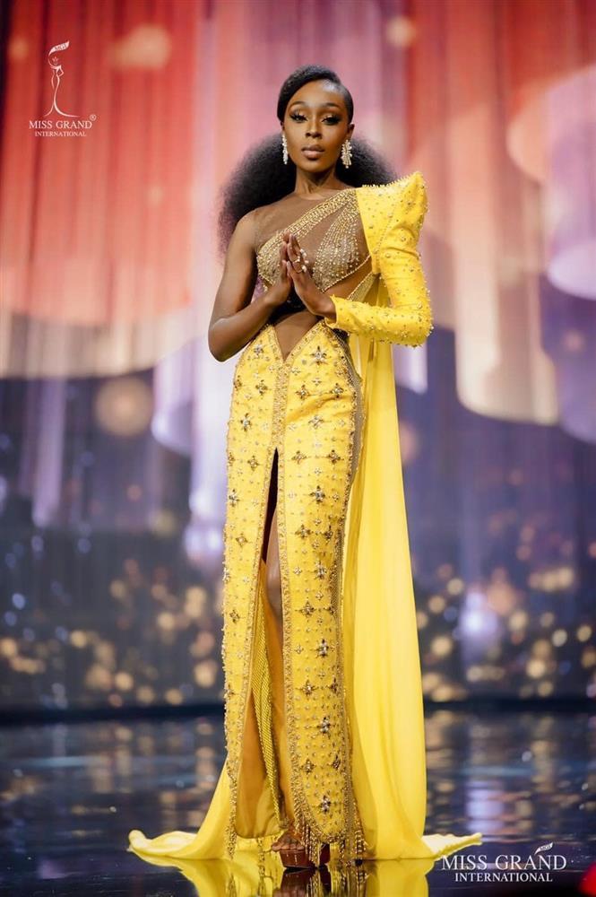 Nhan sắc mỹ nhân da màu vừa đăng quang Miss Grand 2020-4