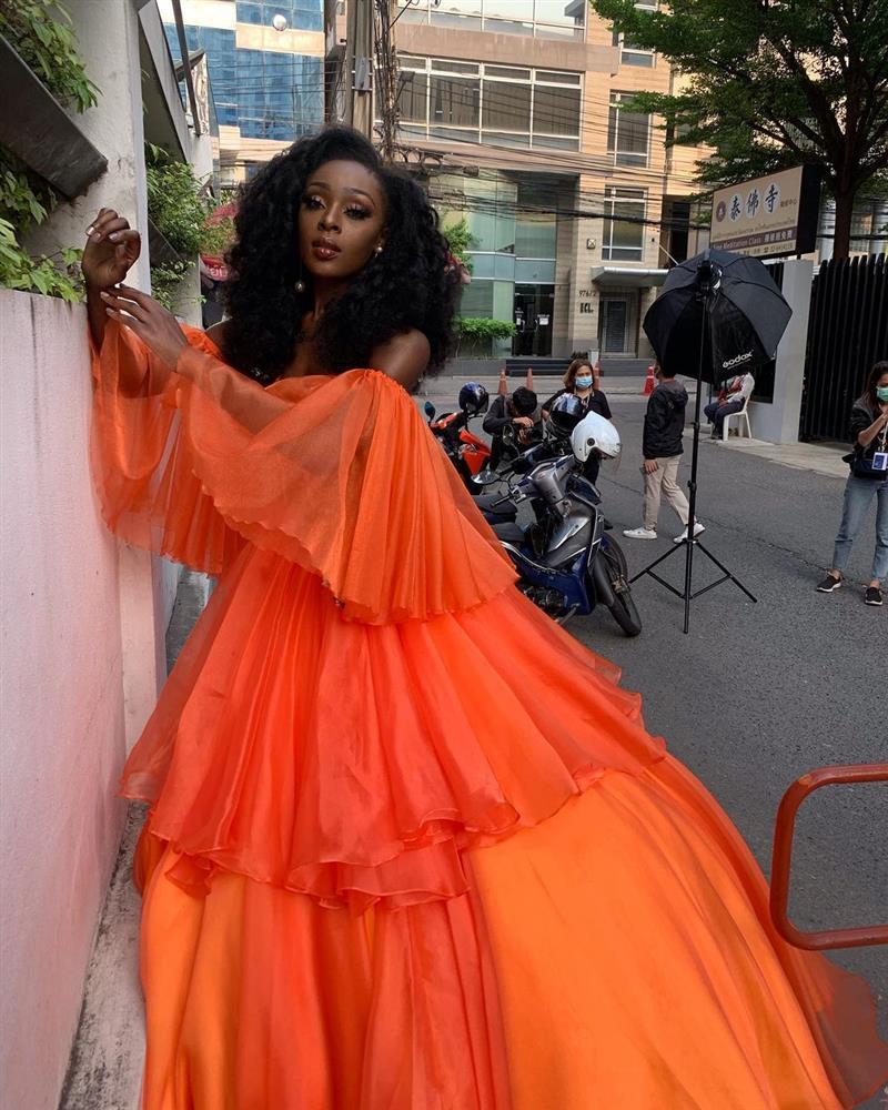 Nhan sắc mỹ nhân da màu vừa đăng quang Miss Grand 2020-7
