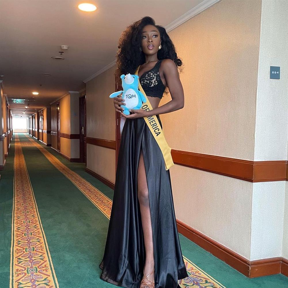 Nhan sắc mỹ nhân da màu vừa đăng quang Miss Grand 2020-5
