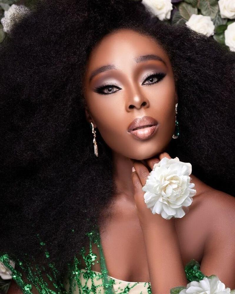 Nhan sắc mỹ nhân da màu vừa đăng quang Miss Grand 2020-10