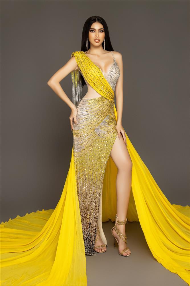 Ngọc Thảo đã không thể diễn váy dạ hội tuyệt đẹp tại Miss Grand-6