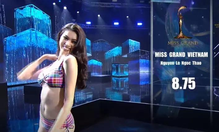 Top 20 Miss Grand Ngọc Thảo sở hữu style trẻ trung đúng tuổi 21-2