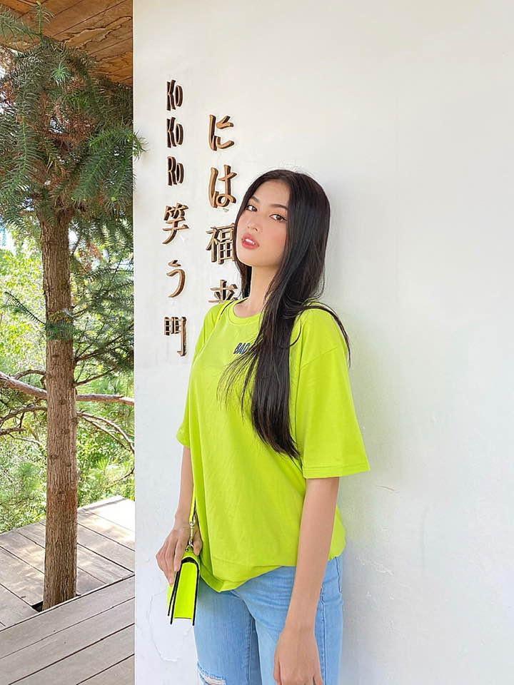 Top 20 Miss Grand Ngọc Thảo sở hữu style trẻ trung đúng tuổi 21-13