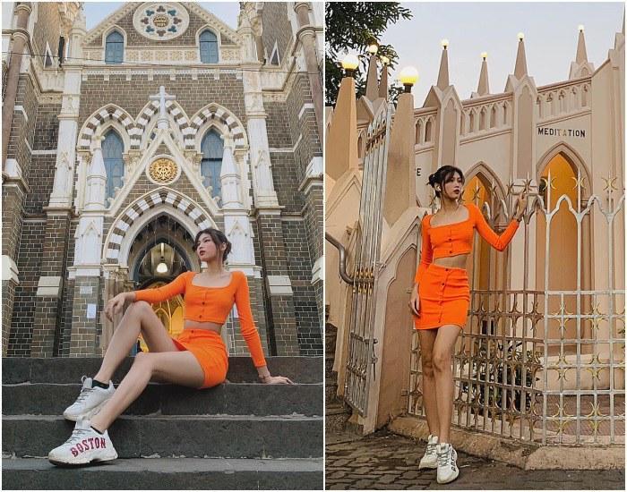 Top 20 Miss Grand Ngọc Thảo sở hữu style trẻ trung đúng tuổi 21-15
