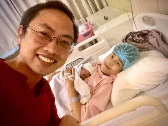 Ngoại hình đổi khác của MC Phí Linh sau hơn 1 năm sinh con-1