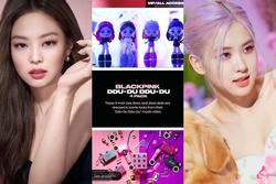 Fan BlackPink nổi đóa khi YG 'ngó lơ' Jennie, viết sai tên Rosé khó chấp nhận
