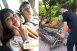 Bạn gái nóng bỏng bịn rịn không muốn rời xa Đặng Văn Lâm-4