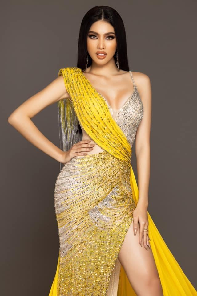 Ngọc Thảo xin lỗi vì phần thi 8.75 chung kết Miss Grand-1