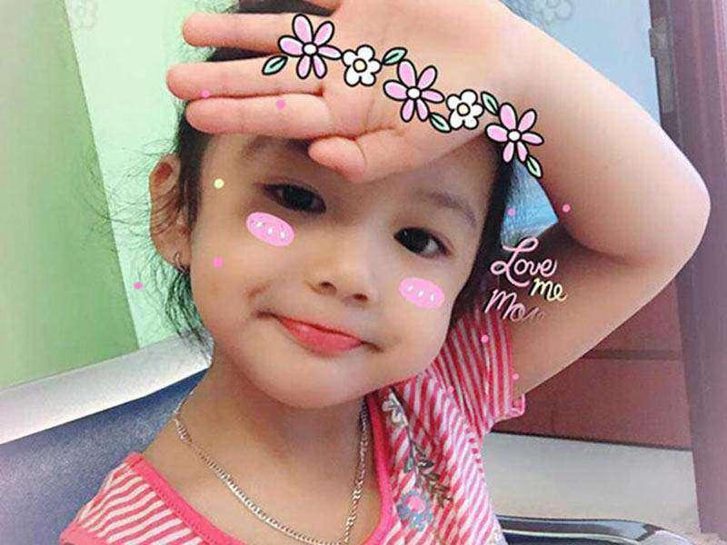 Ngoại hình phổng phao, xinh xắn của con gái Jennifer Phạm-5