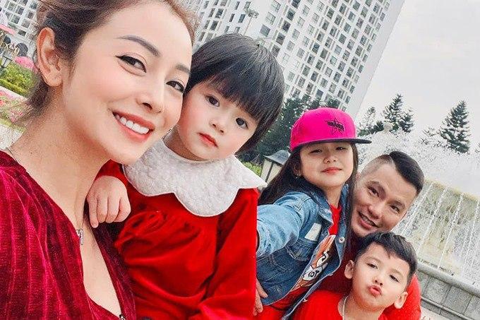 Ngoại hình phổng phao, xinh xắn của con gái Jennifer Phạm-1