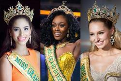 Miss Grand 8 mùa 9 hoa hậu: Ai đẹp nhất?