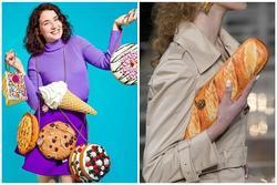 Cư dân mạng 'phát sốt' với mẫu túi xách giống hệt đồ ăn