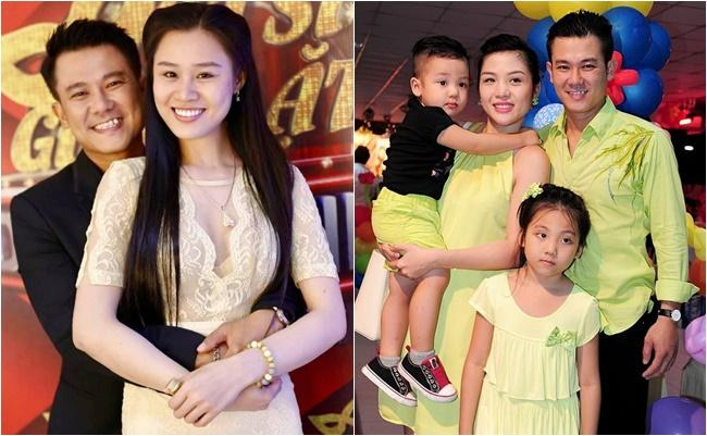 Vợ hai Vân Quang Long làm rõ tin đồn gái bia ôm, con giáp 13-2