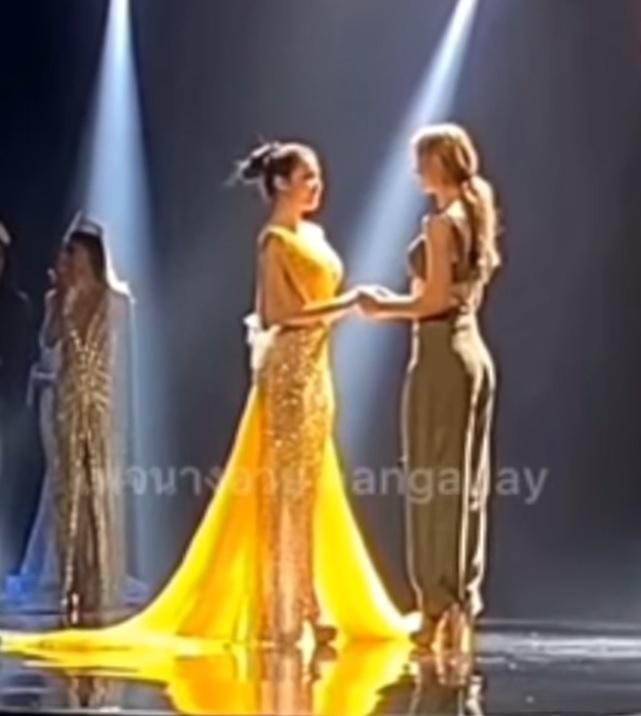 Ngọc Thảo đăng quang Á hậu 1 Miss Grand trong clip hậu trường-4