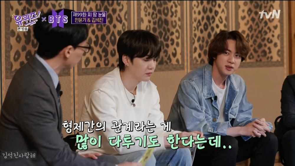 Jin BTS làm lố, bị anh trai ruột lên mạng bóc phốt-1