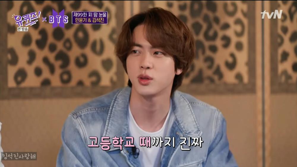 Jin BTS làm lố, bị anh trai ruột lên mạng bóc phốt-2