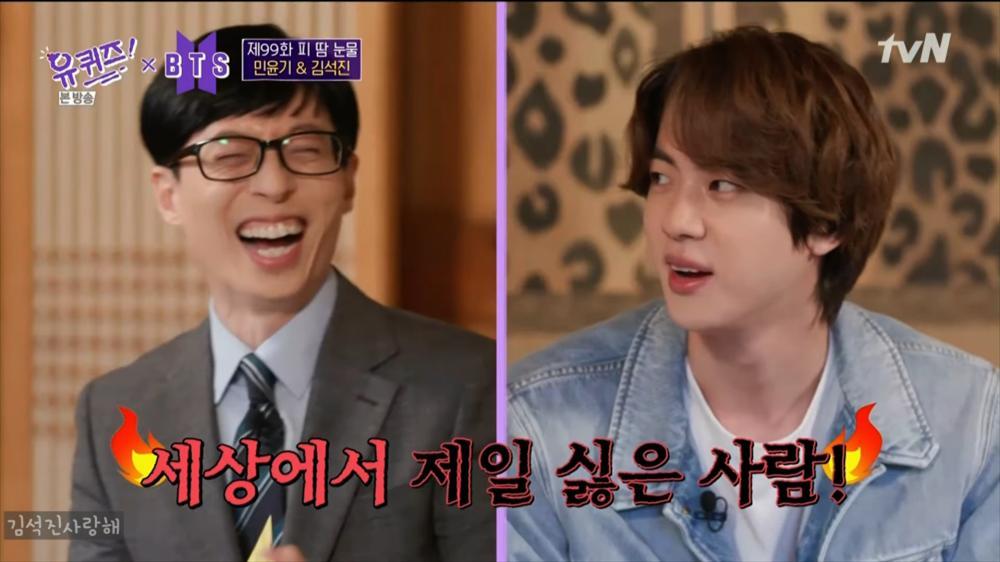 Jin BTS làm lố, bị anh trai ruột lên mạng bóc phốt-3