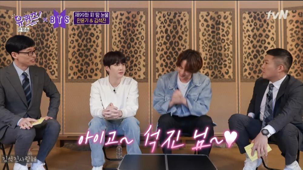 Jin BTS làm lố, bị anh trai ruột lên mạng bóc phốt-4