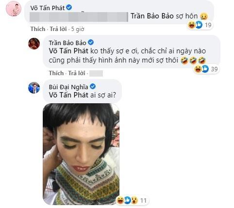 BB Trần ám chỉ Đại Nghĩa - Võ Tấn Phát sống chung nhà-2