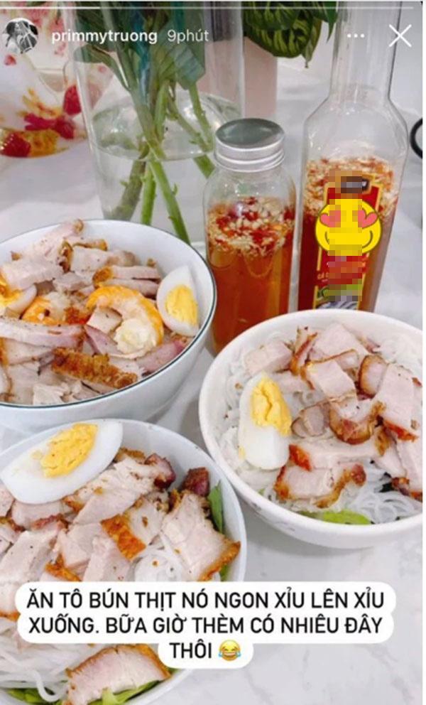 Primmy Trương tiết lộ 29 năm mới bắt đầu học nấu ăn-5