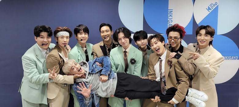 Super Junior đi quảng bá con đẻ nhưng lại phải nhảy vũ đạo con người ta-5