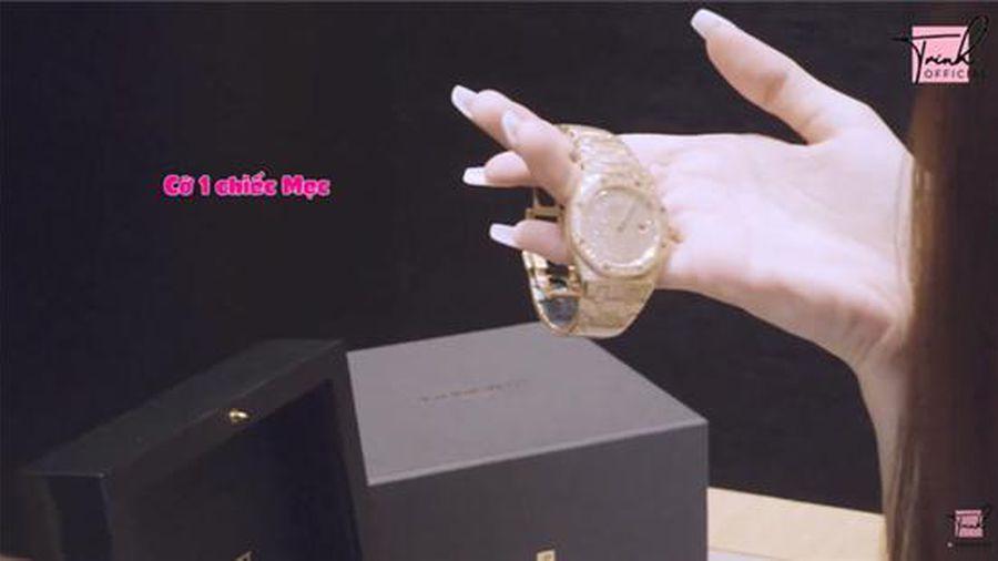 Ngọc Trinh bị mất trộm bộ sưu tập đồng hồ 13 tỷ-5